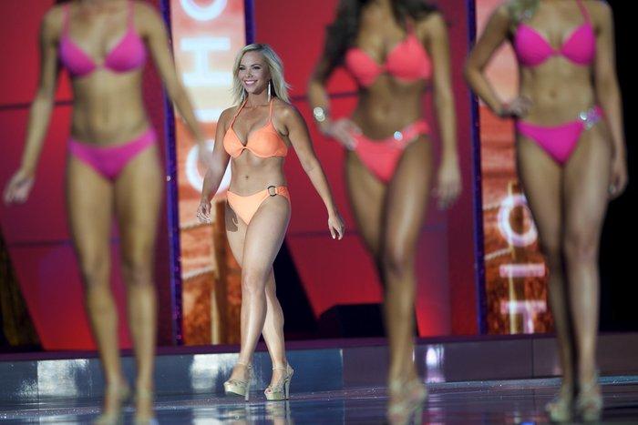 Η καταιγίδα των μπικίνι! Βουλιάζει η πασαρέλα των Miss America - εικόνα 11