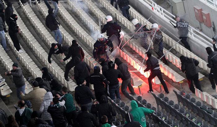 Αθλητική βία στο «κόκκινο», κλείνουν σύνδεσμοι οπαδών - εικόνα 5