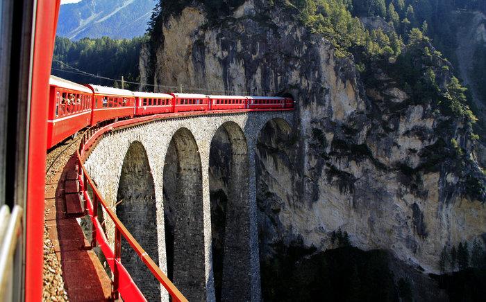 Πέντε (οικονομικά) ταξίδια με τρένο που δεν θα ξεχάσετε ποτέ