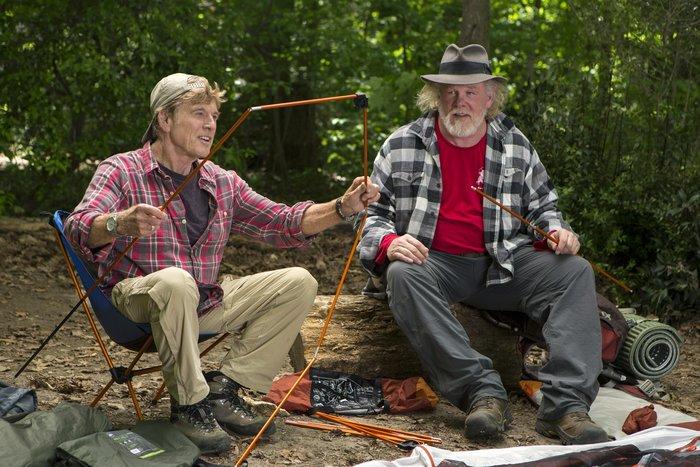 Ρόμπερτ Ρέντφορντ και Νικ Νόλτε παίρνουν τα βουνά...