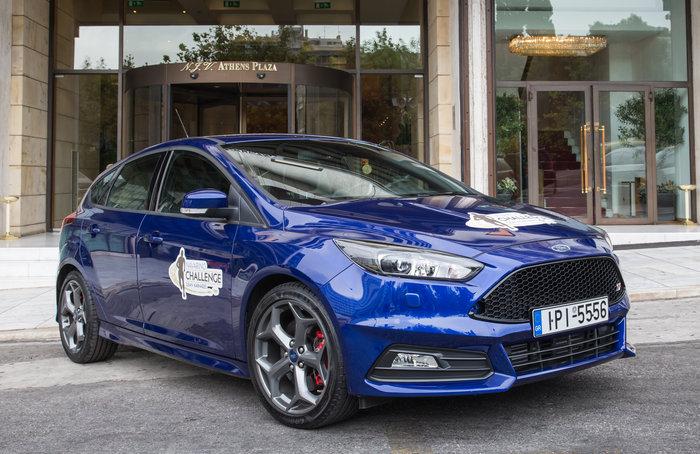 Το νέο Ford Focus ST