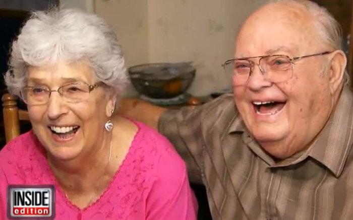 Η συγκινητική ιστορία των δύο 80χρονων ερωτευμένων που έγιναν viral - εικόνα 3