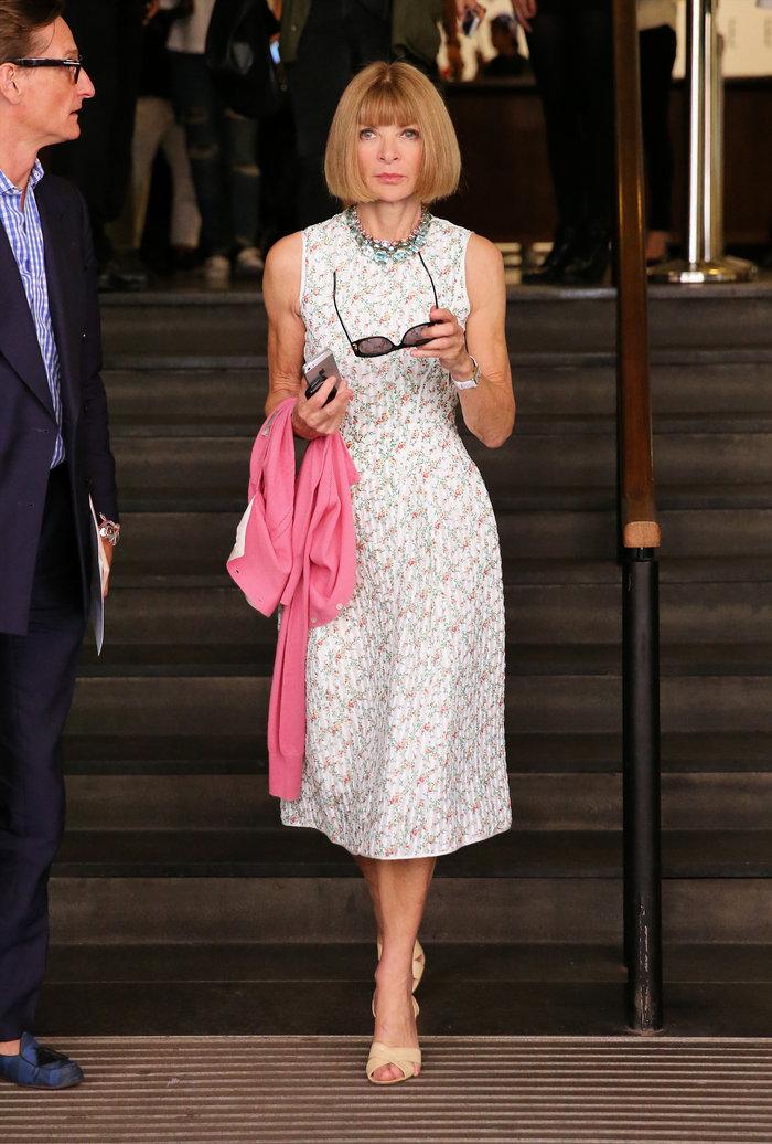 Η λαμπερή ζωή της Αννα Γουίντορ, της σιδηράς κυρίας της Vogue - εικόνα 6