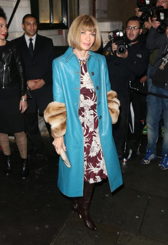 Η λαμπερή ζωή της Αννα Γουίντορ, της σιδηράς κυρίας της Vogue - εικόνα 9