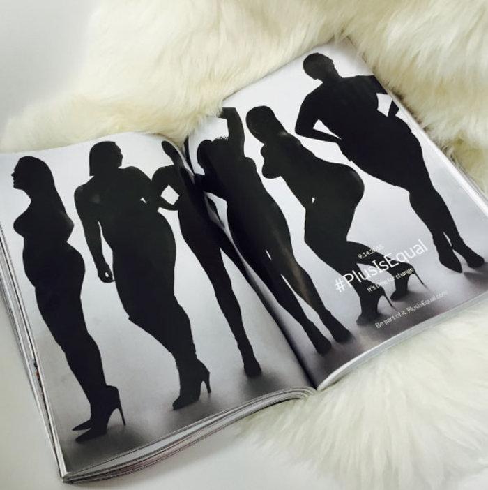 Η μυστηριώδης διαφήμιση με 6 γυναίκες με καμπύλες που προκάλεσε ερωτηματικά