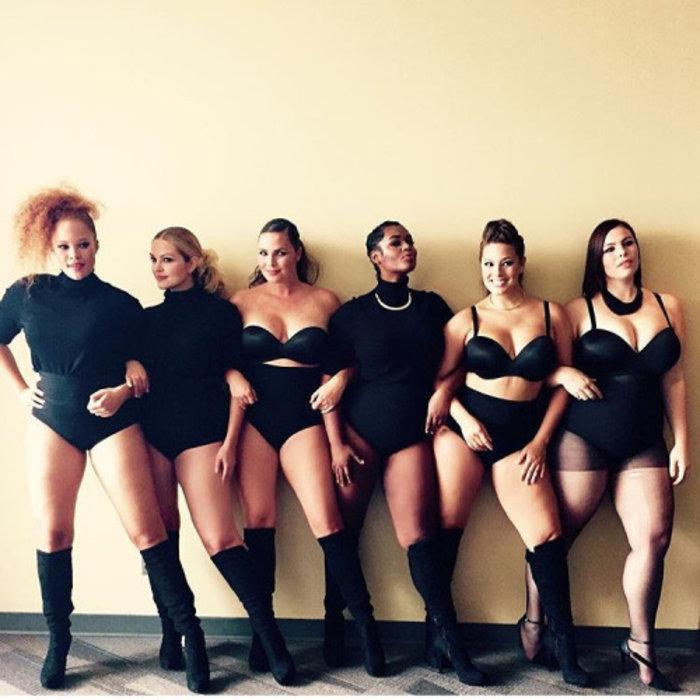 Η μυστηριώδης διαφήμιση με 6 γυναίκες με καμπύλες που προκάλεσε ερωτηματικά - εικόνα 3