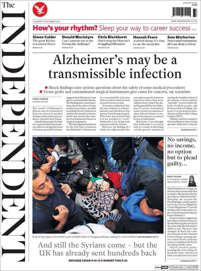 13 εφημερίδες κάνουν έκκληση: «Μην αφήσετε να χαθούν άλλες ζωές» - εικόνα 2
