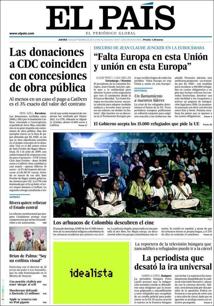 13 εφημερίδες κάνουν έκκληση: «Μην αφήσετε να χαθούν άλλες ζωές» - εικόνα 3