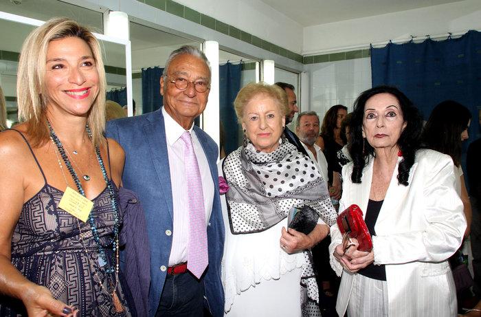 Η Μαργαρίτα Μάτσα, ο Μάκης Μάτσας, η κυρία Ντεσπλά και η Μαίρη Λω