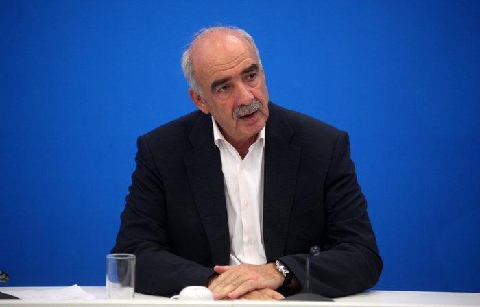 Μεϊμαράκης: Εχω έρωτα με τη χώρα, γι αυτό δεν βάζω όρους