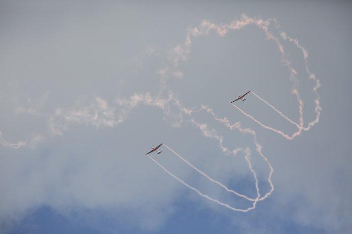 Ιπτάμενο υπερθέαμα που κόβει την ανάσα στο «Athens Flying Week» - εικόνα 6