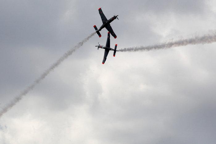 Ιπτάμενο υπερθέαμα που κόβει την ανάσα στο «Athens Flying Week» - εικόνα 7