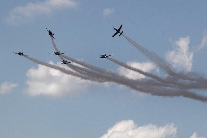 Ιπτάμενο υπερθέαμα που κόβει την ανάσα στο «Athens Flying Week» - εικόνα 8
