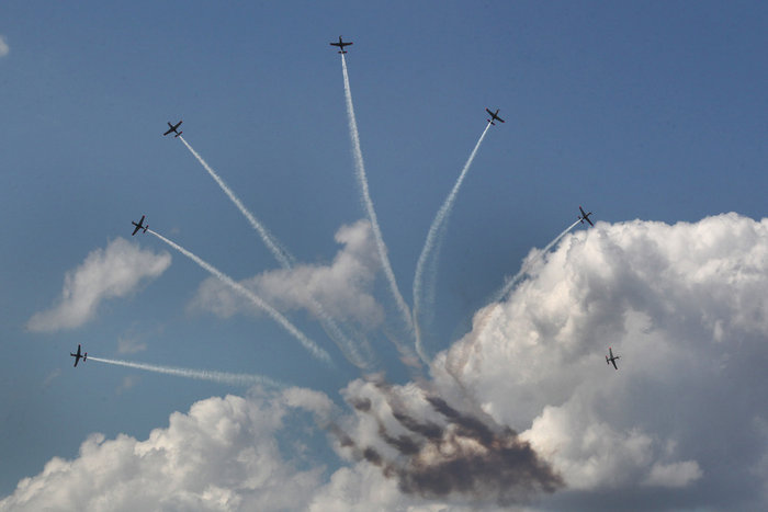 Ιπτάμενο υπερθέαμα που κόβει την ανάσα στο «Athens Flying Week» - εικόνα 9