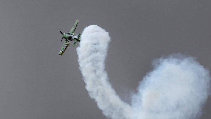 Ιπτάμενο υπερθέαμα που κόβει την ανάσα στο «Athens Flying Week» - εικόνα 10