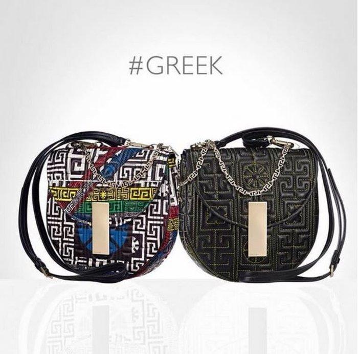 Αρωμα Ελλάδας στη νέα συλλογή του οίκου Versace - εικόνα 4