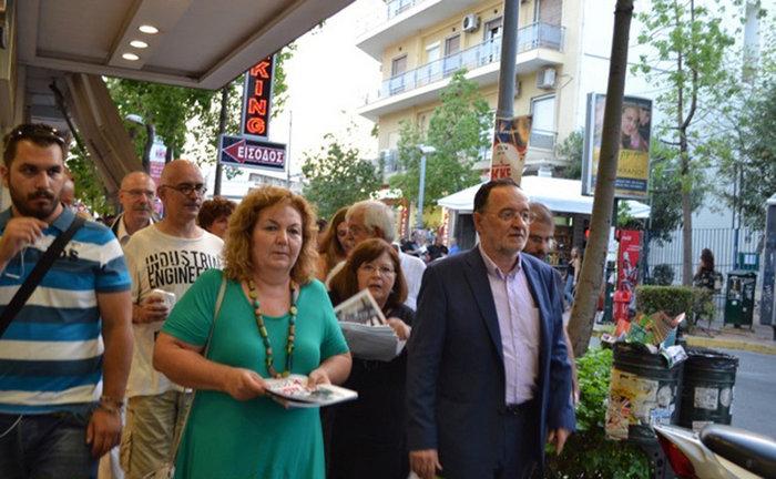 Συγκυβέρνηση ΣΥΡΙΖΑ και ΝΔ «βλέπει» ο Λαφαζάνης