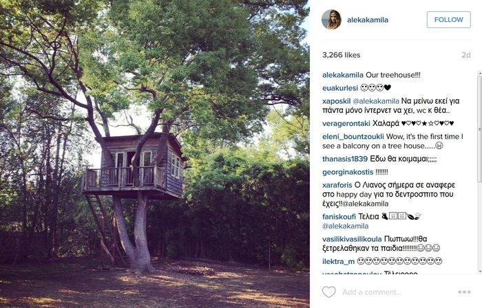 Η Αλέκα Καμηλά μας δείχνει τη νέα ζωή στην Αμερική-Τι ανέβασε στο instagram - εικόνα 3