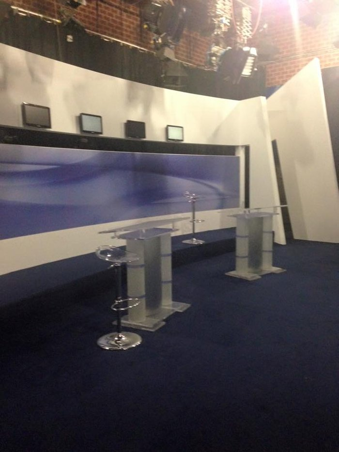 Aυτό είναι το σκηνικό στην ΕΡΤ για το αποψινό debate - εικόνα 2