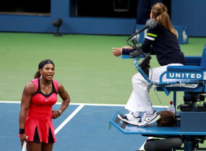Εύα Ασδεράκη: Μια Χαλκιδέα, πρώτη γυναίκα διαιτητής στον τελικό US Open