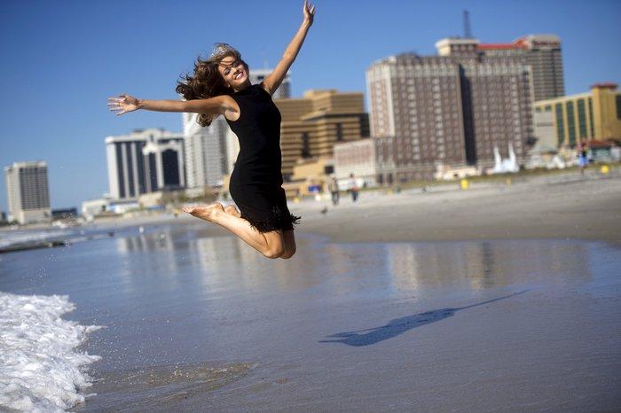 Η νέα Miss USA είναι Ελληνίδα, είναι καλλονή και τη λένε Μπέτι από Βασιλική - εικόνα 7