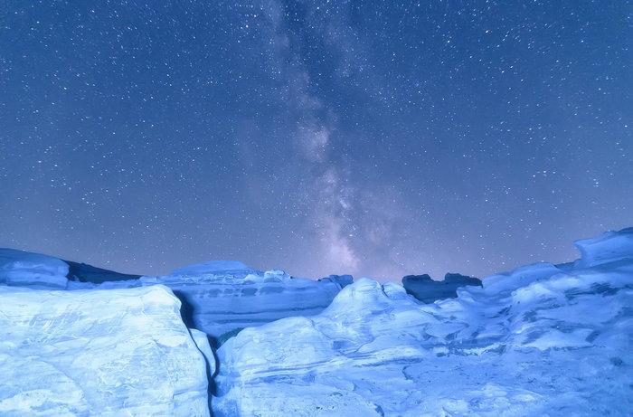 Η καλύτερη θέα του γαλαξία από το Σαρακήνικο της Μήλου - εικόνα 2
