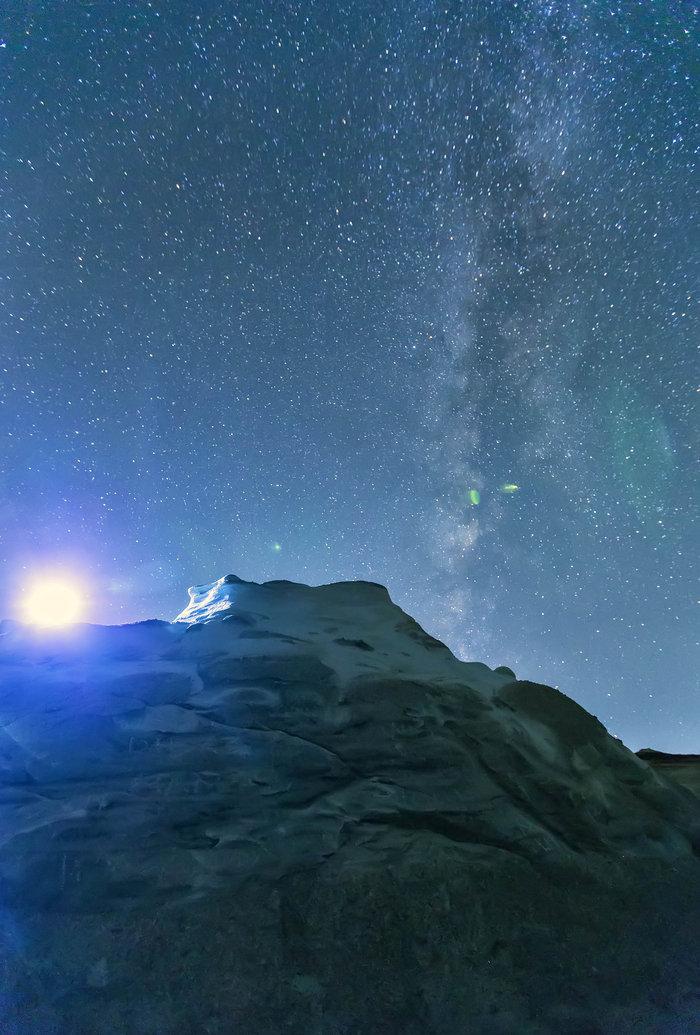 Η καλύτερη θέα του γαλαξία από το Σαρακήνικο της Μήλου - εικόνα 3