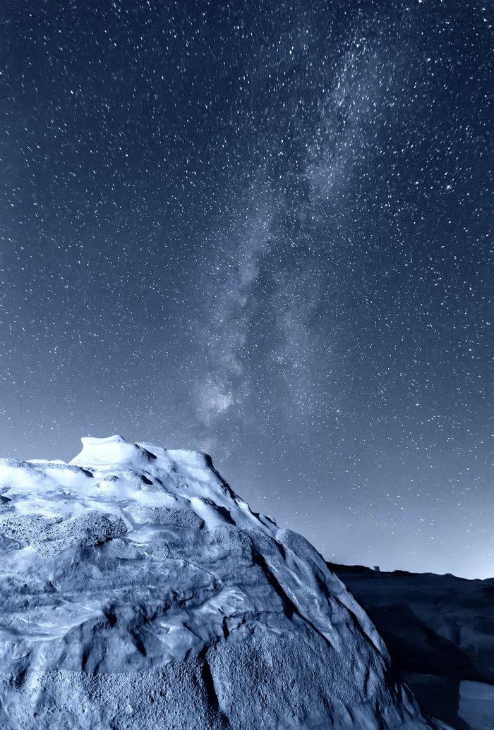 Η καλύτερη θέα του γαλαξία από το Σαρακήνικο της Μήλου - εικόνα 4