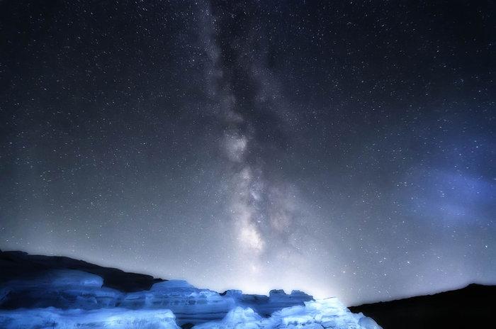 Η καλύτερη θέα του γαλαξία από το Σαρακήνικο της Μήλου - εικόνα 5