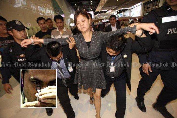 Γυναίκα κατάπιε κλεμμένο διαμάντι αξίας 245.000 ευρώ