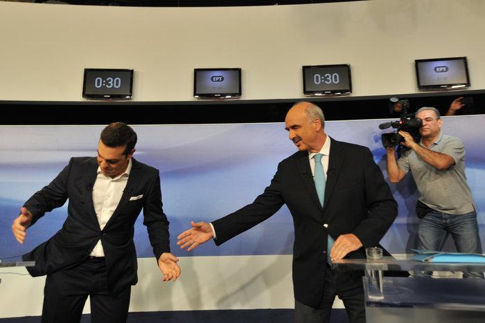 Τα κέρδη και τις ζημιές μετρούν τα επιτελεία ΣΥΡΙΖΑ και ΝΔ