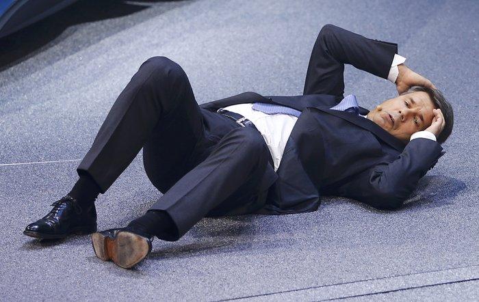 Η επεισοδιακή επίσημη... πρώτη του CEO της BMW - εικόνα 2