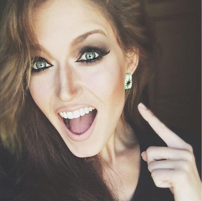 Η τρομακτική δύναμη του μακιγιάζ μέσα από 20 μεταμορφώσεις μιας γυναίκας - εικόνα 3
