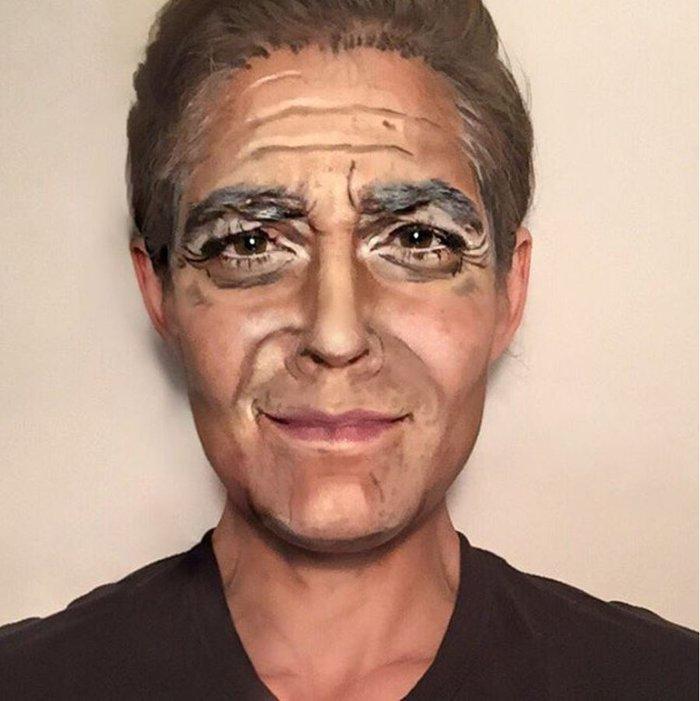 Η τρομακτική δύναμη του μακιγιάζ μέσα από 20 μεταμορφώσεις μιας γυναίκας - εικόνα 12