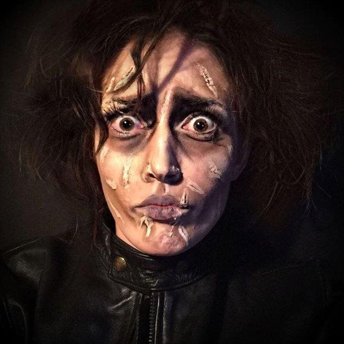 Η τρομακτική δύναμη του μακιγιάζ μέσα από 20 μεταμορφώσεις μιας γυναίκας - εικόνα 13