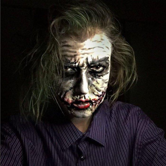 Η τρομακτική δύναμη του μακιγιάζ μέσα από 20 μεταμορφώσεις μιας γυναίκας - εικόνα 16