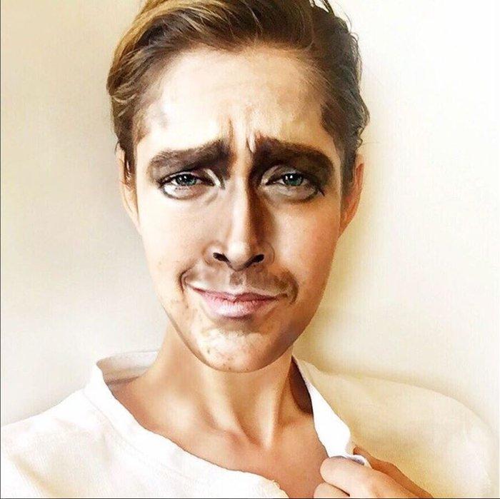 Η τρομακτική δύναμη του μακιγιάζ μέσα από 20 μεταμορφώσεις μιας γυναίκας - εικόνα 22