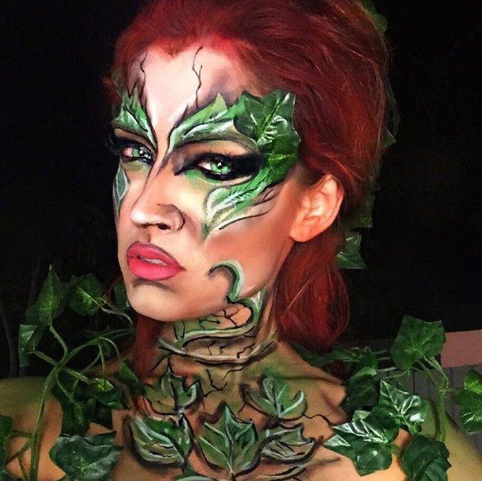 Η τρομακτική δύναμη του μακιγιάζ μέσα από 20 μεταμορφώσεις μιας γυναίκας - εικόνα 23