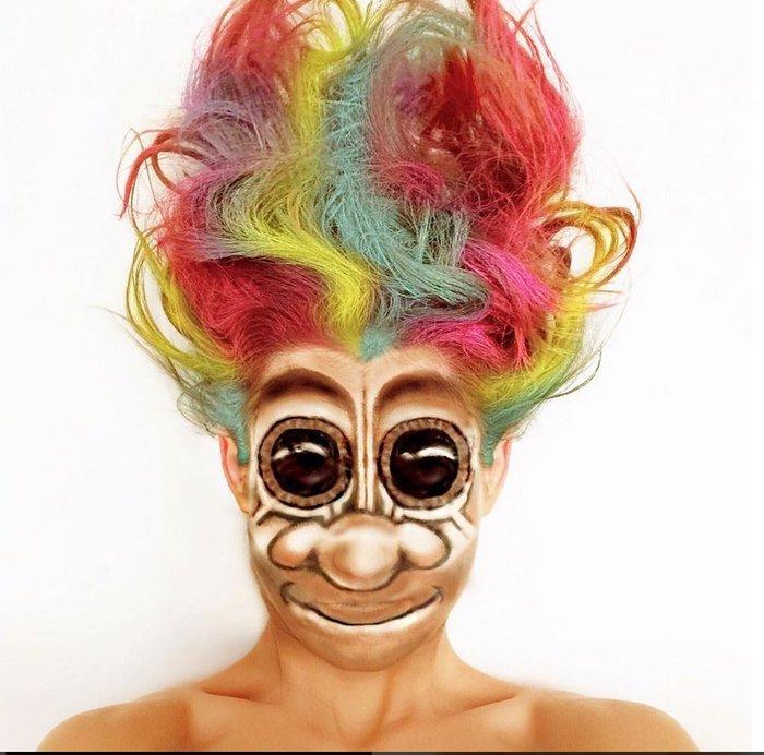 Η τρομακτική δύναμη του μακιγιάζ μέσα από 20 μεταμορφώσεις μιας γυναίκας - εικόνα 24