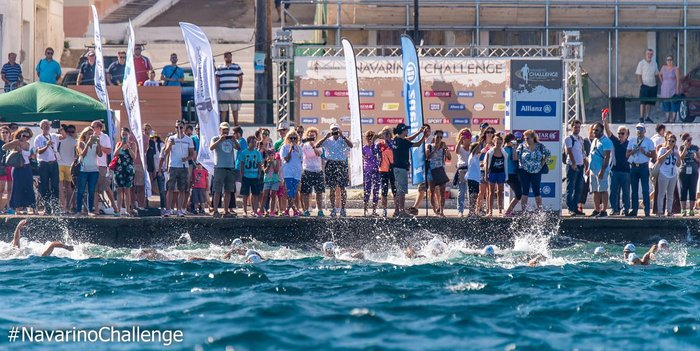 Navarino Challenge: Το 3ήμερο άθλησης ολοκληρώθηκε με μεγάλη επιτυχία
