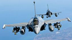 Αεροπορικές επιδρομές της Γαλλίας κατά τζιχαντιστών στη Συρία