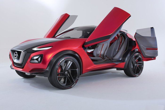 Παρουσιάστηκε το πρωτότυπο μοντέλο Gripz Concept της Nissan στη Φρανκφούρτη