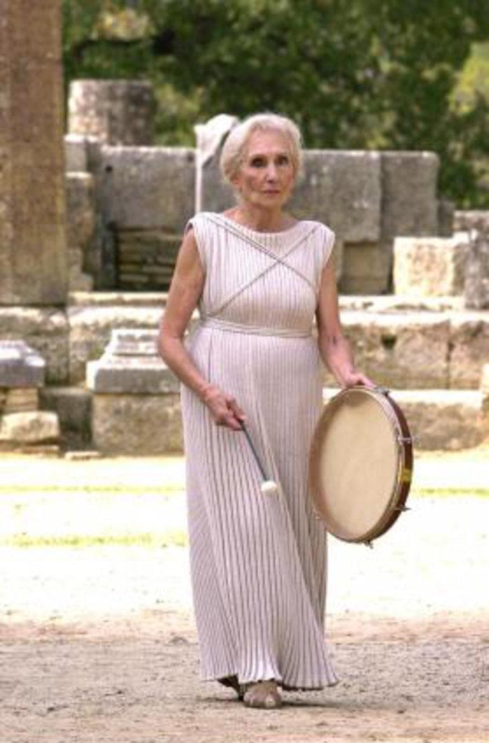 Πέθανε η εμβληματική ιέρεια της Αρχαίας Ολυμπίας Μαρία Χορς - εικόνα 5