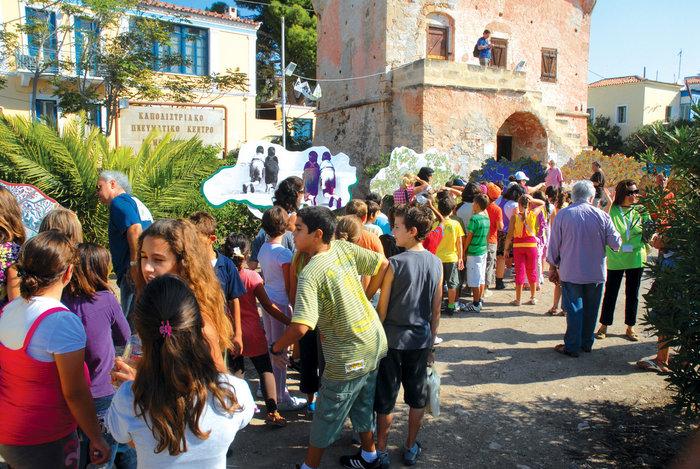 Γιορτή Φιστικιού Αίγινας: Όλο το νησί μια μεγάλη έκθεση