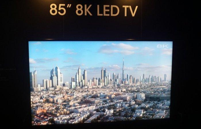 Έρχεται η πρώτη στον κόσμο τηλεόραση με υπερ-υψηλή ανάλυση - εικόνα 2