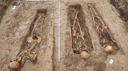 Σκελετοί ανδρών του Ναπολέοντα βρέθηκαν στη Γερμανία