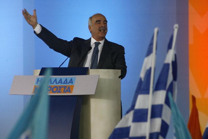 Μάχη για τους αναποφάσιστους από την Ομόνοια έως την Κρήτη