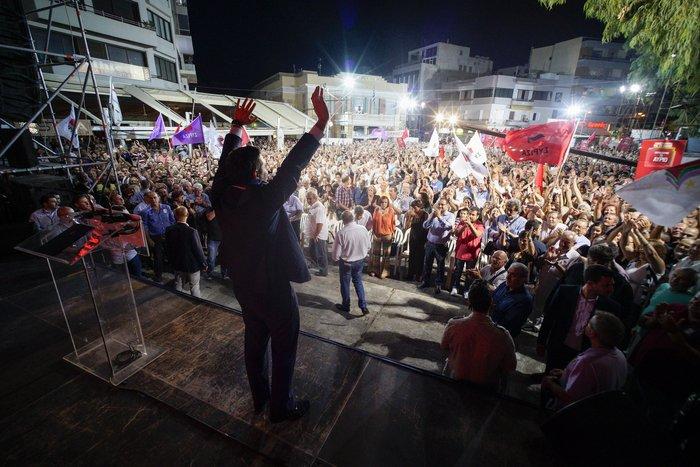 Μάχη για τους αναποφάσιστους από την Ομόνοια έως την Κρήτη - εικόνα 5