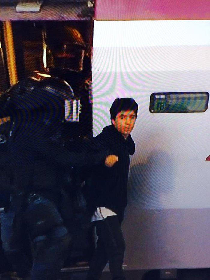 Tρόμος ξανά σε τρένο στο Ρότερνταμ. Εκκενώθηκε και συνέλαβαν ύποπτο - εικόνα 3