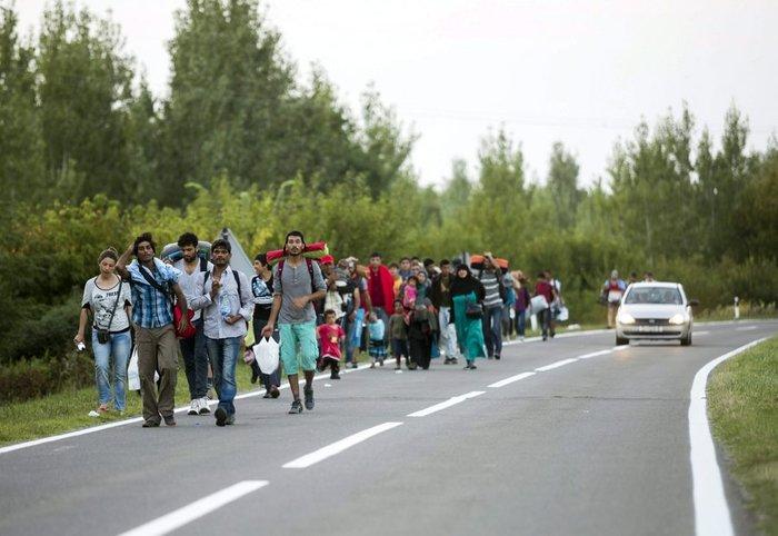 Απειλεί η Γερμανία για το μεταναστευτικό